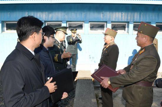 <h1>남북 오늘 군사실무접촉 개최(종합)</h1>