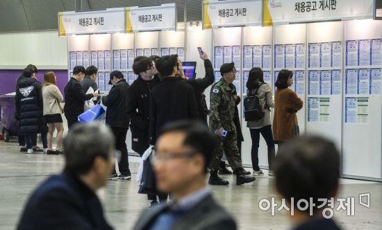 얼어붙은 민간 고용…공공 일자리 의존이 부른 '실업대란'(종합)