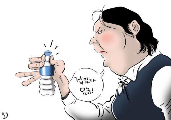 무심코 쓴 플라스틱, 비만의 원인?