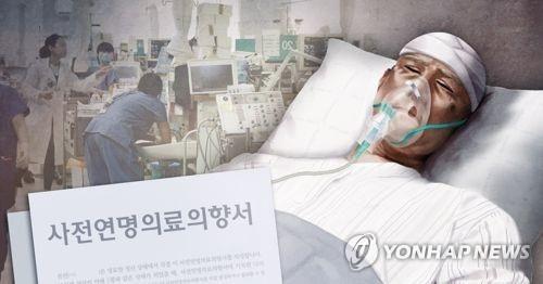 '연명의료 중단' 요양병원 2.7% 불과