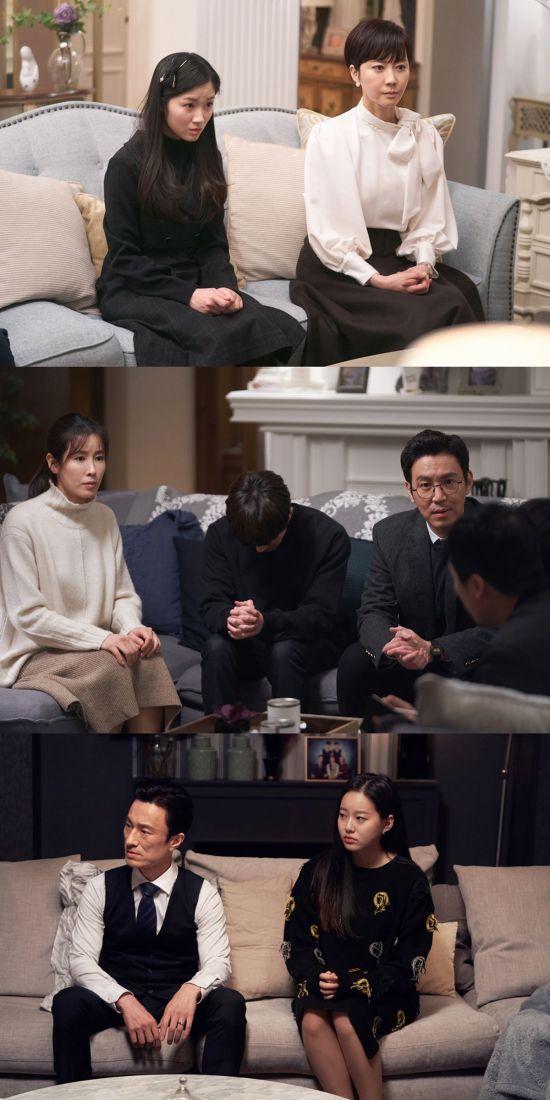 'SKY 캐슬' 가족들마다 드러난 거짓말, 김보라 추락 이후 밝혀질 거짓말은?