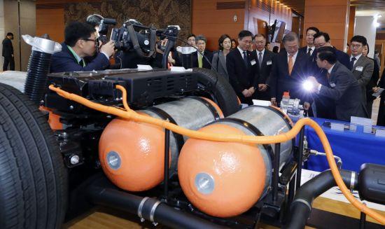 '日규제 확대 대비' 현대차-효성 탄소섬유 인증 연내 마친다