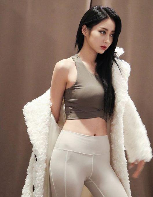 [포토] 경리 '아찔한 매력'