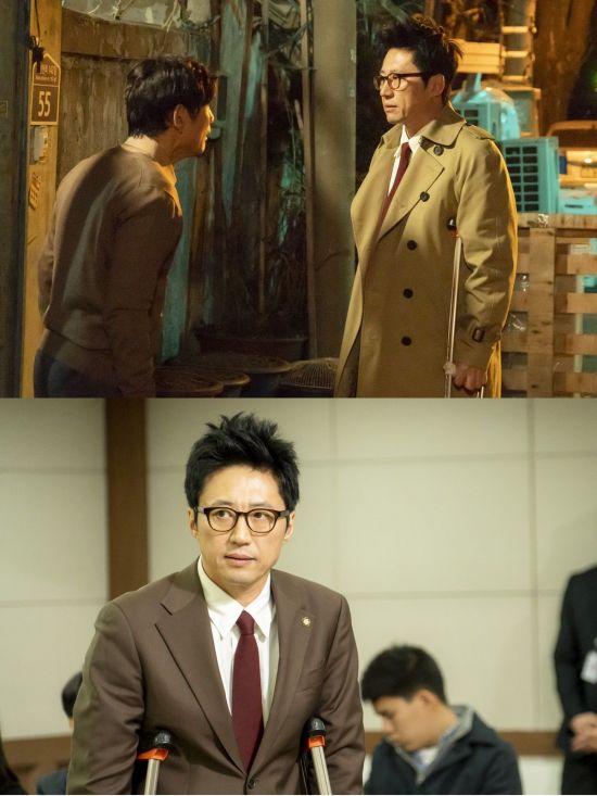 '조들호2' 법정에 다시 선 박신양, 치열한 리벤지 빅매치 예고