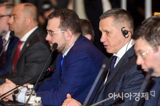 [포토]모두발언하는 유리 트루트네프 러시아 부총리