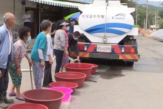 [과학을읽다]'물부족' 체감 못하는 한국…현실은 '물기근'?
