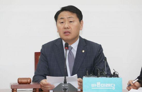 """김관영 """"민주당이 야당이라면, 이미선 '적합하다' 할 것인지"""""""