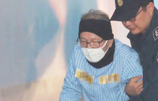 세월호 보고 조작 혐의 김기춘, 오늘 1심 선고