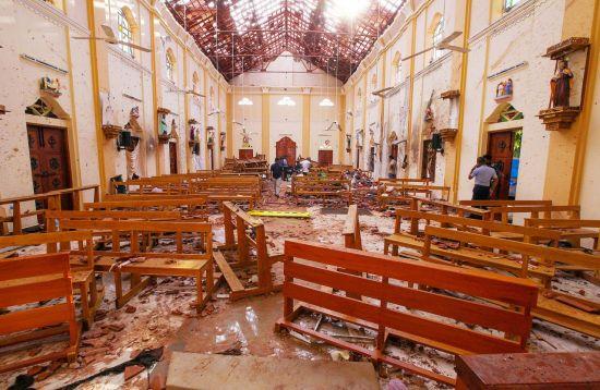스리랑카 테러 사망자 290명으로 늘어…종교 갈등이 불씨?(종합)