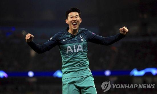 토트넘 손흥민, 호날두와 45분간 맞대결…유벤투스에 3-2 승리