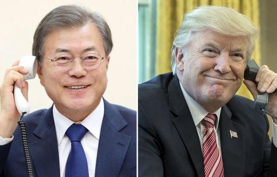 """美 백악관 """"6월말 트럼프 방한…北 FFVD·동맹 강화 논의"""""""