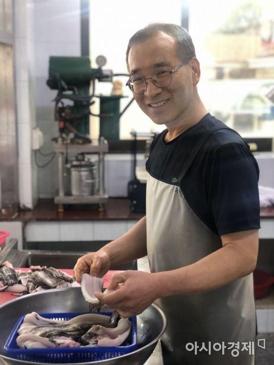 [한국의 백년가게]담백한 붕장어회 비법에 주문 쏟아지죠