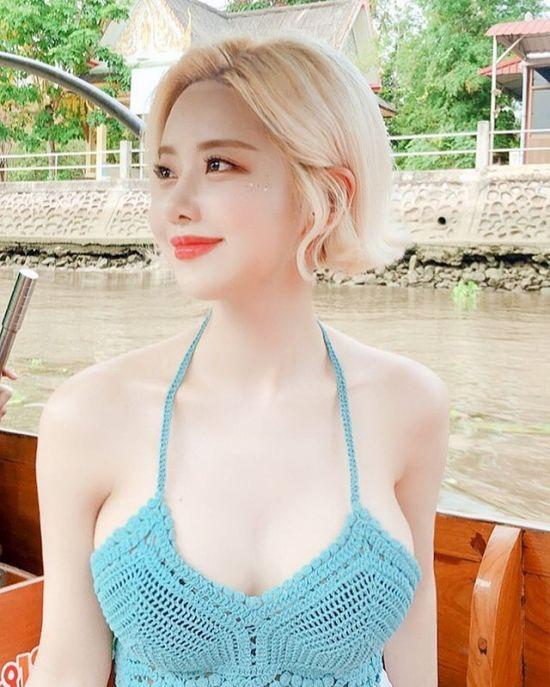[포토]DJ소다 '흠 잡을 곳 없는 미모'