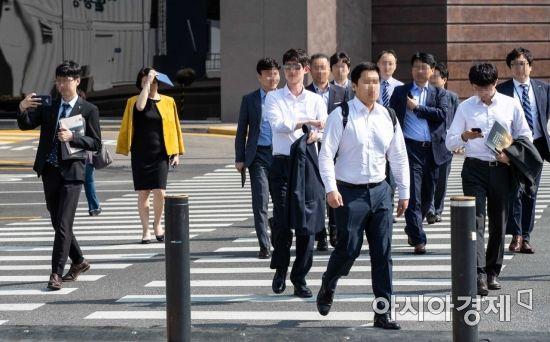 [포토] 서울 낮 최고 기온 30도 웃돌아