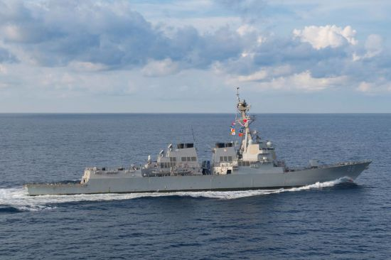 中 보란듯…美군함 또 남중국해 항해