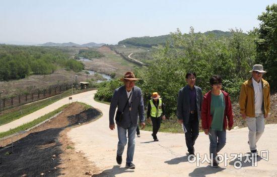 [포토] 'DMZ 평화의 길을 걷다'
