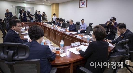 [포토] 민주당, 누리과정 예산 확보 논의
