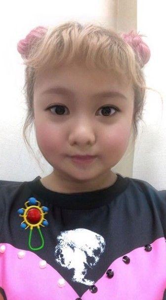 """""""내 키엔 저 얼굴이 맞는 듯"""" 박나래, 스냅챗 아기얼굴 사진 공개"""