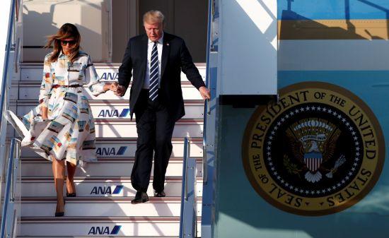 """트럼프, 볼턴 강경발언에 '톤다운'…""""北 미사일발사 염려 안해"""""""