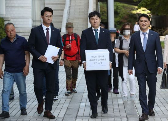 '허가 취소' 인보사 투여 환자들, 코오롱 상대 25억 규모 손배소