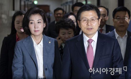 '칼의 전쟁' 참전 준비하는 한국당, '황교안 부메랑' 고민