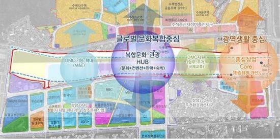 '강북 보따리' 푸는 박원순…수색역세권 개발 본격화