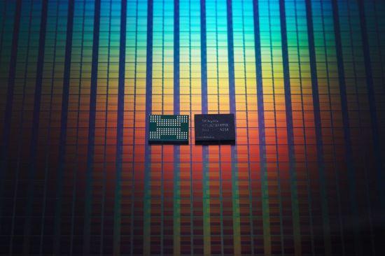 SK하이닉스, 세계 최초 6세대 128단 낸드 양산