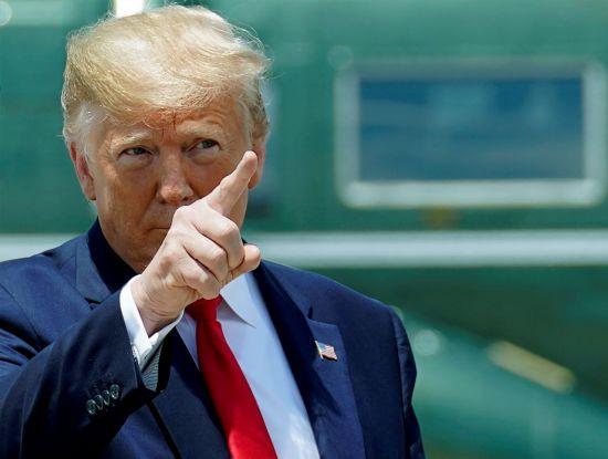DMZ 가는 트럼프, 김정은 만남 여지 남겨