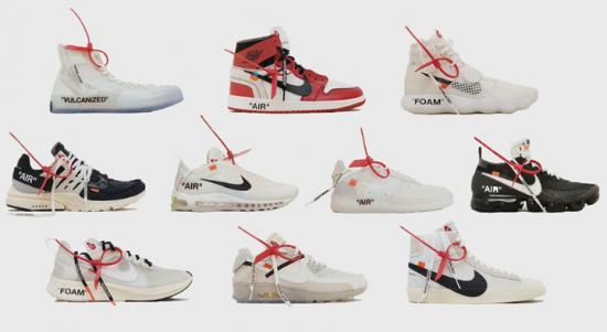 10만원짜리 신발도 '오프화이트'만 만나면 가격 10배 뛰는 이유