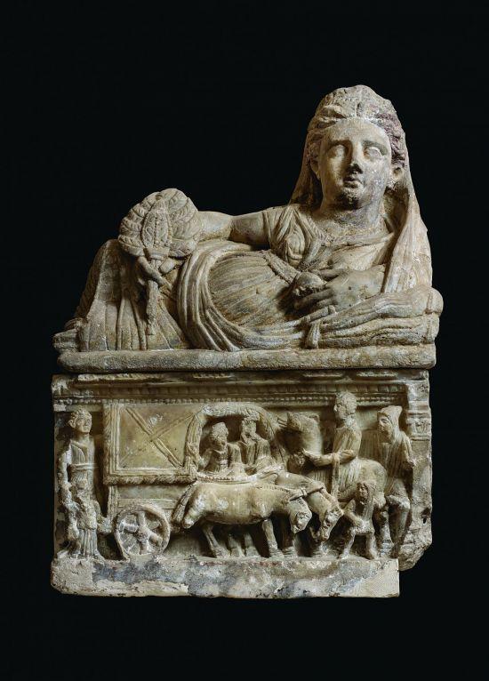 [박병희의 갤러리산책] 에트루리아 없었다면 로마가 있었을까