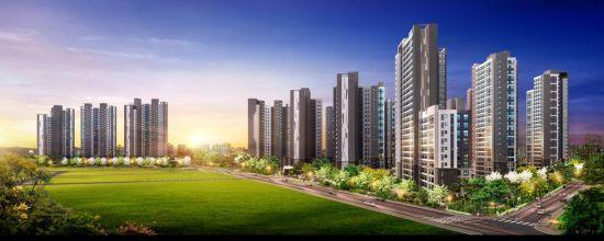 제일건설, 광주 '제일풍경채 센트럴파크' 견본주택 오픈