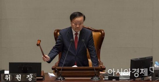 [포토] 국회, 추경안 논의 본격 시작