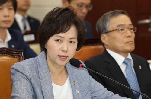 """이의경 처장 """"인보사 사태 부당개입 확인 시 사퇴""""(종합)"""
