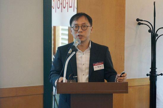 """박보건 슈프리마아이디 대표 """"독보적인 생체인식 기술…코스닥 상장 계기로 글로벌 시장 리드할 것"""""""