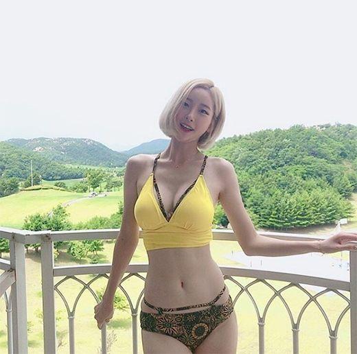[포토] 서현숙 '상큼한 매력'