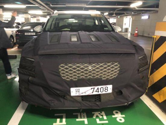 제네시스 최초 SUV, 11월 울산2공장서 2000대 첫 양산