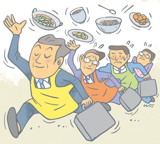 [유통 빅블러] '영역 파괴'에 소비자는 즐겁지만…무한경쟁에 치인다