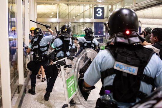 중국군, 홍콩 인접 선전 집결 '무력 투입' 경고(종합)