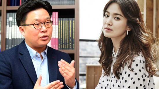 배우 송혜교, 한글날 맞아 일본 우토로마을에 한글안내서 1만부 기증