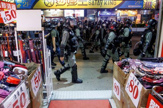 홍콩서 오늘 '송환법 반대' 대규모 집회…긴장 고조