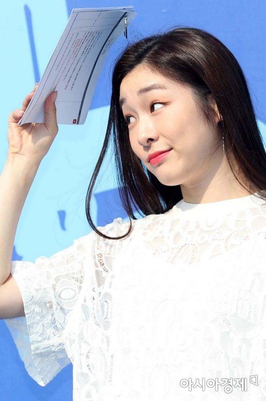 [포토]눈부신 김연아