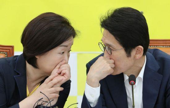 조국 측, 내일 정의당 찾아 소명…데스노트 '촉각'