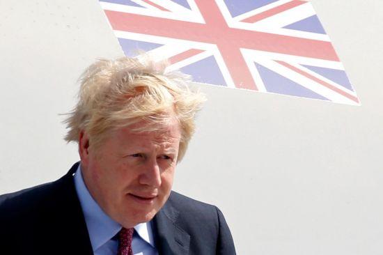 "G7 앞두고 브렉시트 설전 벌인 존슨-투스크…""'미스터 노딜' 오명 쓸 것"""
