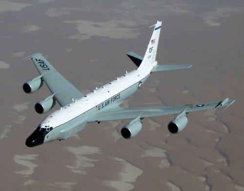 미 정찰기 이틀 연속 남한 상공 비행
