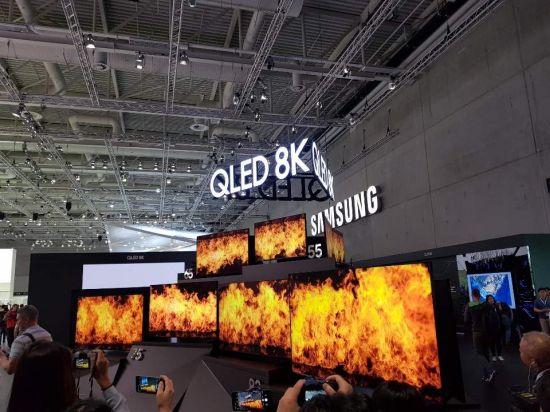 삼성·LG, TV 맞수들의 '8K 혈투'