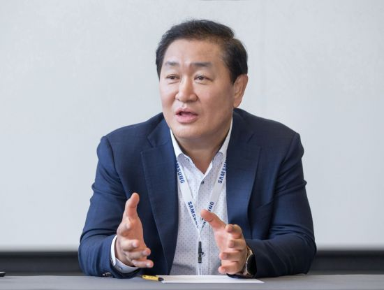 "[IFA2019]한종희 삼성전자 사장 ""올해 QLED TV 5백만 대 이상 판매 예상"""