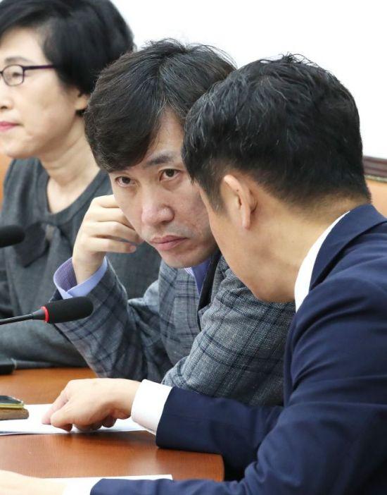 """하태경 """"정의당 데스노트 죽었다…여당 2중대"""""""