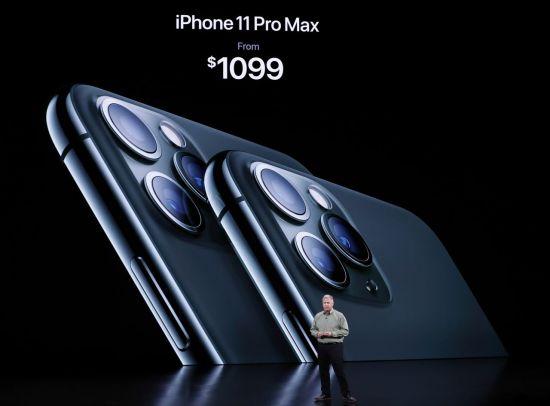 """애플 아이폰11 3종 발표…""""혁신 대신 가성비 높였다""""(종합)"""