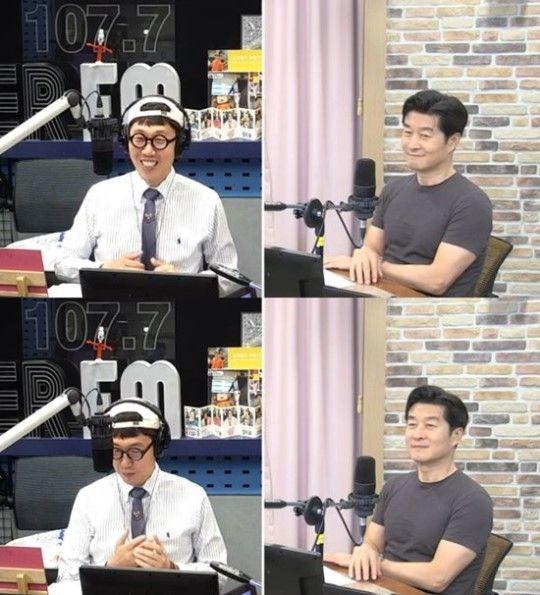 """'나쁜녀석들' 김상중 """"장기용, 20대 때 나를 보는 것 같아"""""""