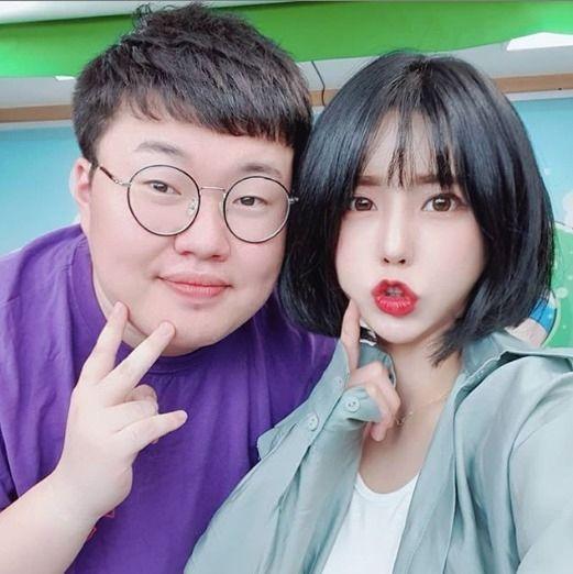 """""""성관계 때 서강준 떠올린다"""" BJ 서윤, 성희롱 논란"""